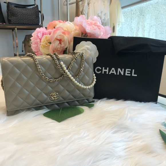 562cc641346c CHANEL Handbags - Chanel Fantasy Pearls Large Flap
